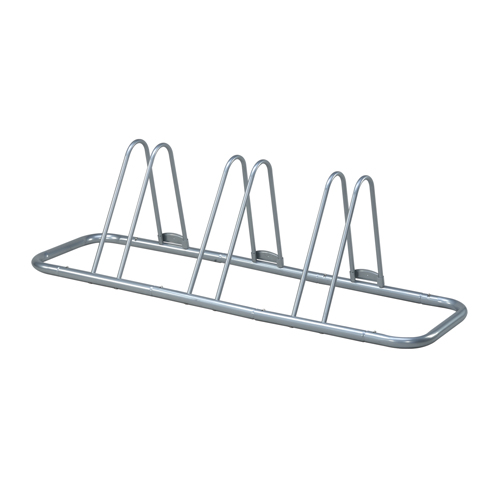 Expandable Bike Stand For 3 Bikes
