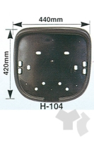H104 Part-Seat cover