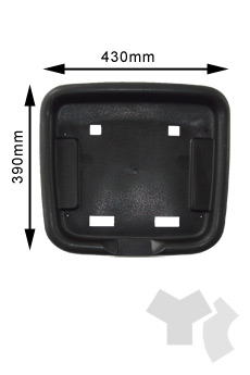 H106 Part-Seat cover