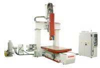 5軸CNC加工中心機
