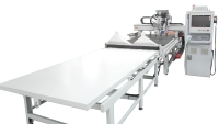 CNC machining line