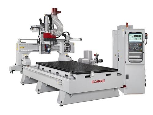 动柱式CNC加工中心机
