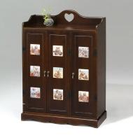 多用途家具,木製置物台