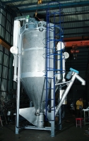 Hot Air Vertical Drying Mixer