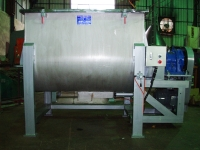 Ribbon Horizontal Mixer Blender