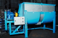 Ribbon Horizontal Drying Blender