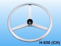 Cens.com Adjustable footring w/Internal lock & release Mechanism (Steel flat ring & spoke)_CH HOW WEI METAL INDUSTRIAL CO., LTD.
