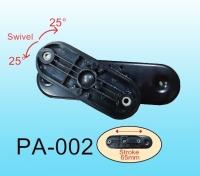 CENS.com PA-002 扶手滑動旋轉機構