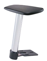 Fixed arm for OA-chairs (H-629T1)