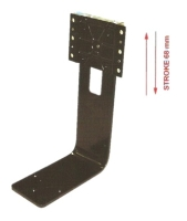 Adjustable height for chair back  mechanism JB-05