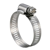 Worm Driver Hose Clamp (American type)