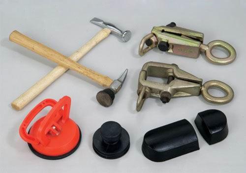 车体维修工具组