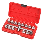 Oil Screws Socket Set (1/2dr*15pcs)