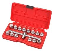 Oil Screws Socket Set (1/2dr*15pcs)