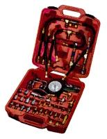 Gasoline engine injecting pressure tester set