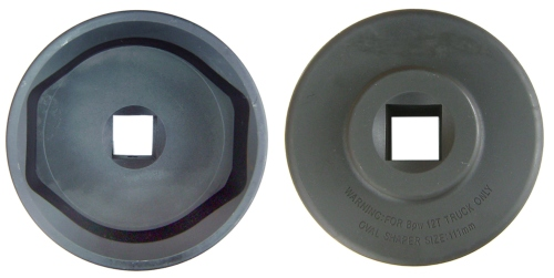 "BPW Truck Socket Tool (12t) (Rear Wheel) (1"" Square Dr.)"