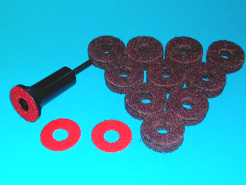 Wheel Hub Resurfacing Kit