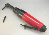 Air Angle Drill with Low Profile 90 Degree Drill attachment