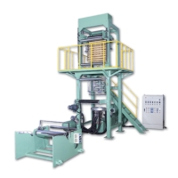 Super-High Speed HDPE Inflation Machine