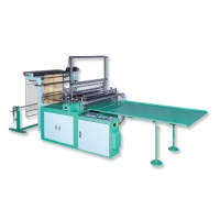 High-Efficiency Fully Automatic Sealing & Cutting Machine with Servo-Drive System