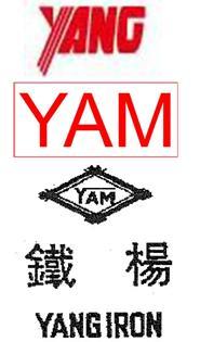 Yang // YAM // YANG IRON