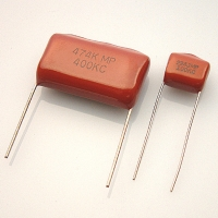 Metallized Polypropylene Film Capacitor