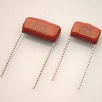 Polypropylene Film/Foil Capacitor (Non- Inductively)