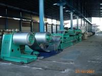 雙層金屬板生產線