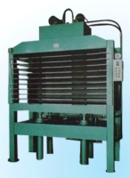 Multilayer Hydraulic Laminator