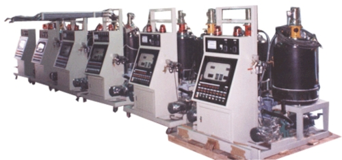 Phenolic-Resin/Pu Foaming Machine