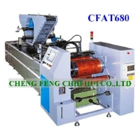 3D Automatic transfer printing mechanism - CFAT680