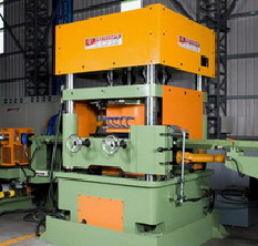 Two Roll Straightening Machine