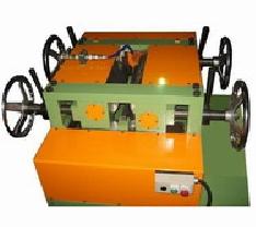 Horizontal Rund Bar Straightening Machine