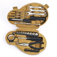 Socket wrench sets & sockets - 34 PC TOOL SET