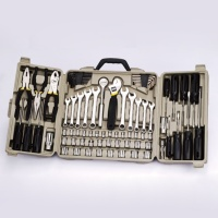 75 PC 1/4 & 3/8 DR. SOCKET WRENCH SET