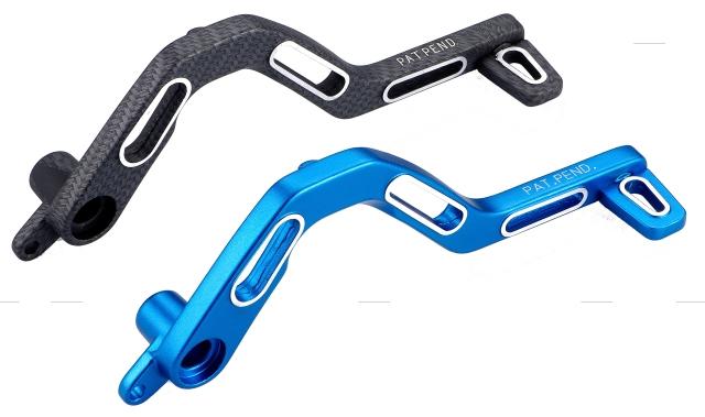 SCOOTER-Rear Brake Pedal(ASH)