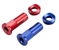 Rim Lock Nut & Washer Kit-Long(ASOT)