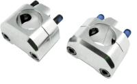 Forged Aluminum & CNC Finished Handlebar Adaptor Kit 28.6mm(ASBRK)