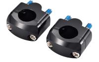 Forged Aluminum & CNC Finished Handlebar Adaptor Kit 22.2mm(ASBRK)