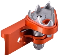 MOTOCROSS-Rear Brake Pedal Tip - Flexible Type (E Type)