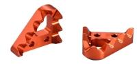 MOTOCROSS-Rear Brake Pedal Tip - Flexible + Teeth Type (D Type)