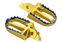 越野车-第四代脚踏 钛合金齿