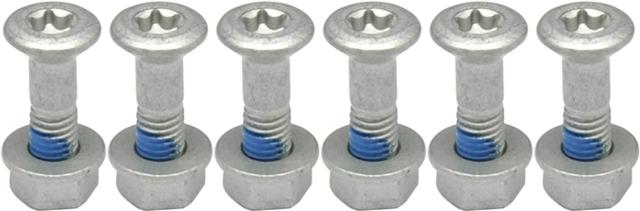 後齒盤固定螺絲 M8x25mm (ASOT)