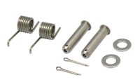 Foot Pegs Spring & Pin Set(ASFP)