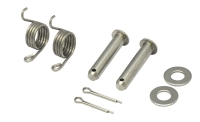 Foot Pegs Spring & Pin Set(ASFP)