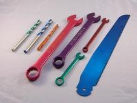 Electrophoretic Color Deposition / Surface Treatment