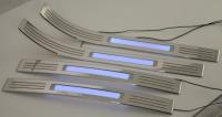 门缘饰条 + LED
