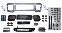 Cens.com W463 G65 G63 FRONT BUMPER (BODY KITS) HOWELL AUTO PARTS & ACCESSORIES LTD.