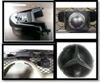 CCD CAMERA COVER & HOUSING