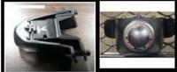Grille Camera Housing set